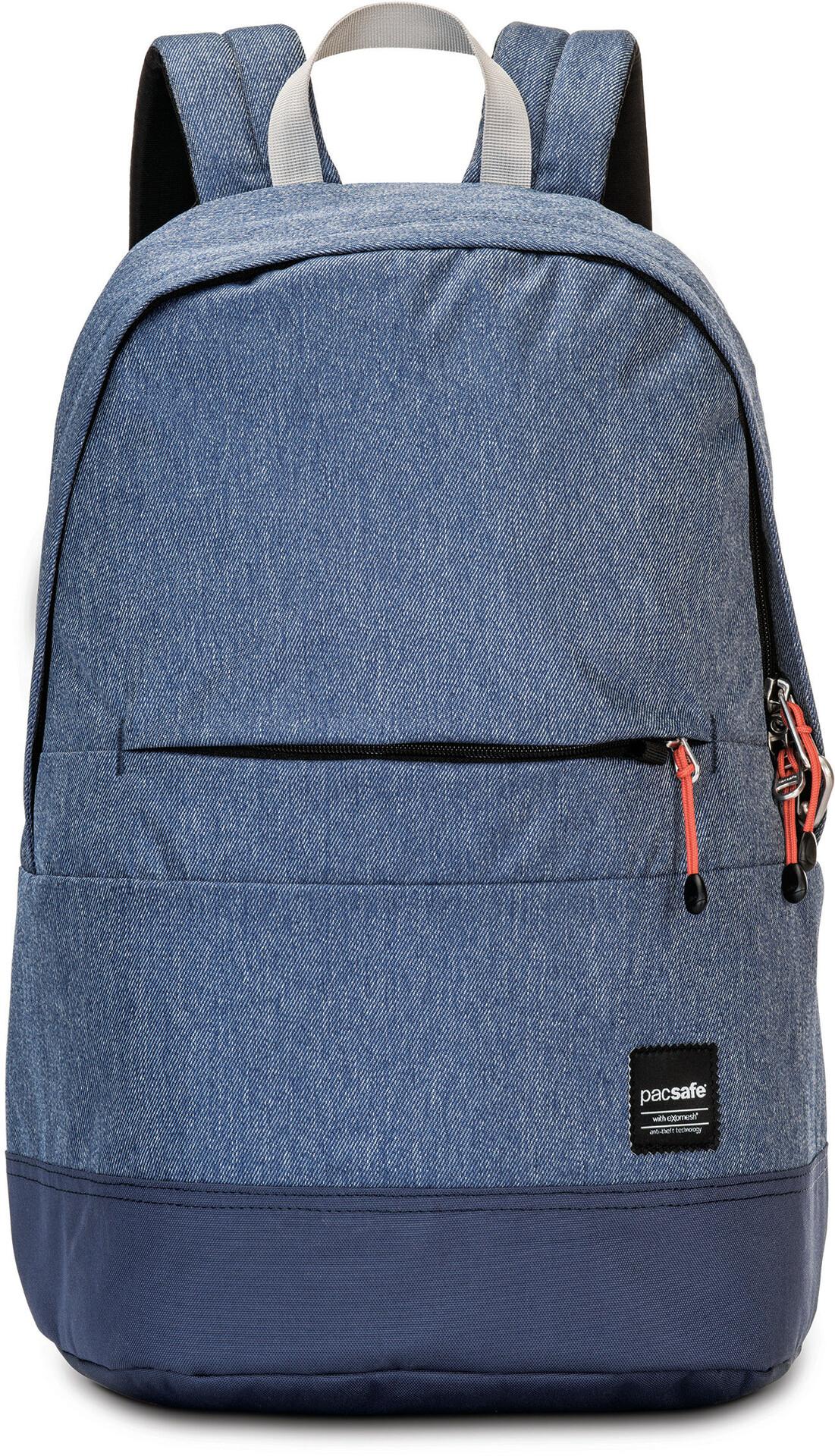 Bleu Sur Pacsafe À Dos Slingsafe Lx300 Sac Campz cqRjL35S4A